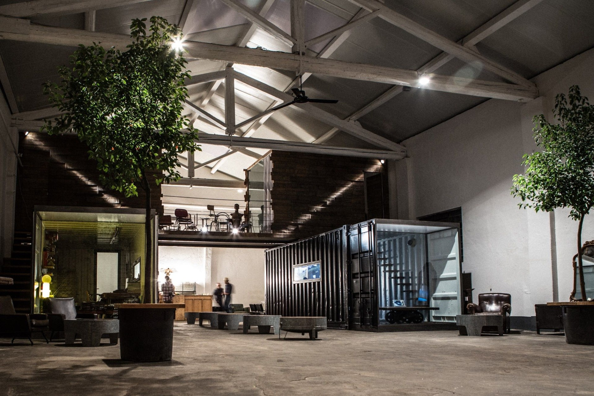Tribeca factory location hire