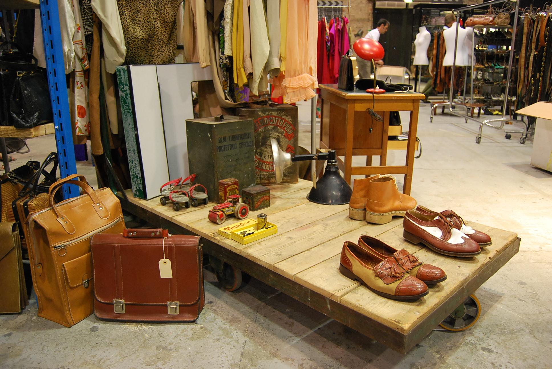 vintage selection @ stazione Leopolda