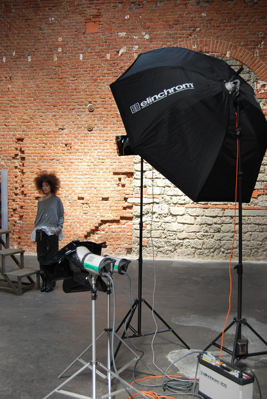 Foto shooting per Adele Fado